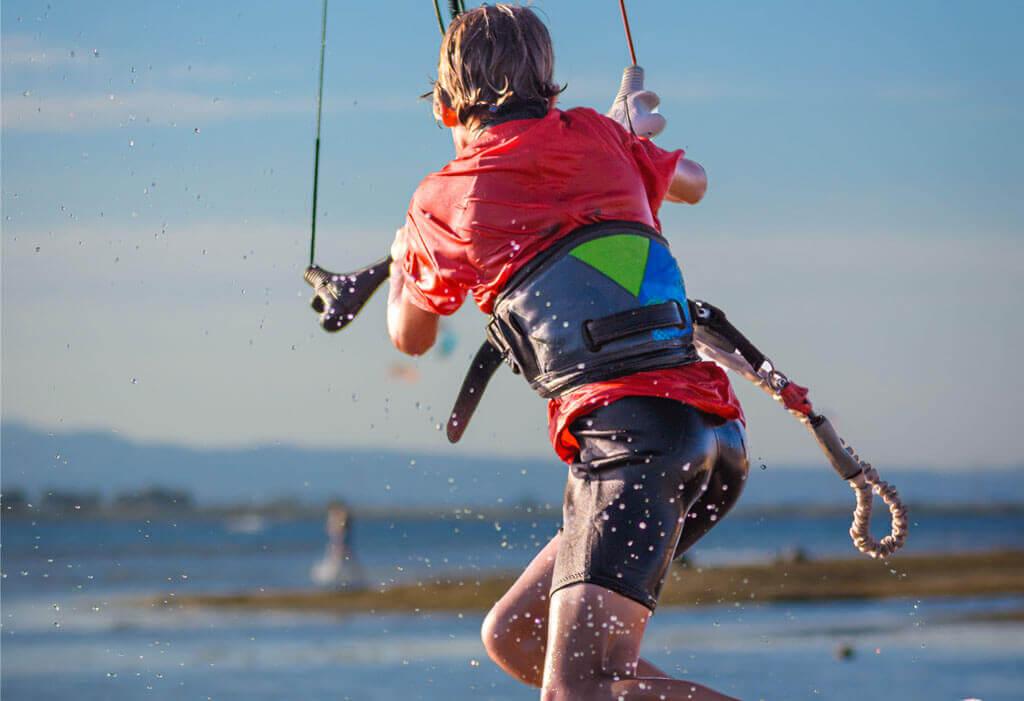 Curs kite 1h