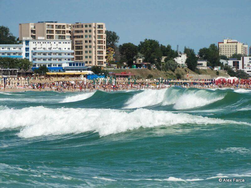 Surf la Marea Neagră