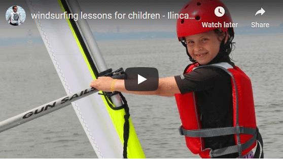 Curs windsurfing  nivel 1