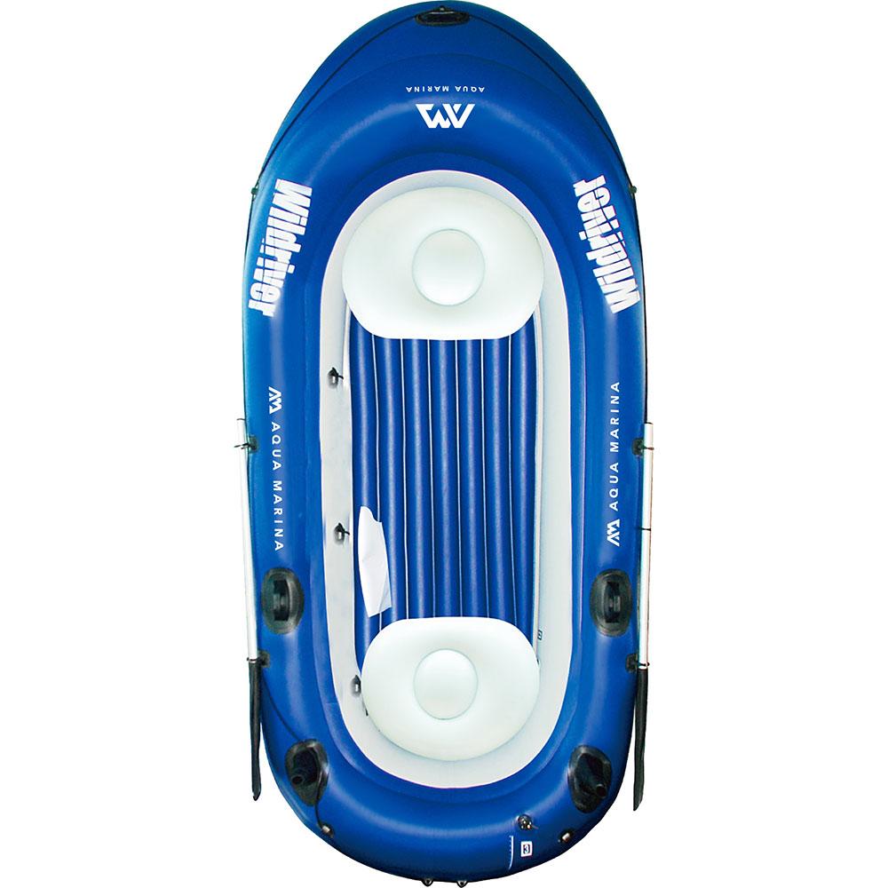 Barca Aqua Marina De Pescuit Si Sportwildriver