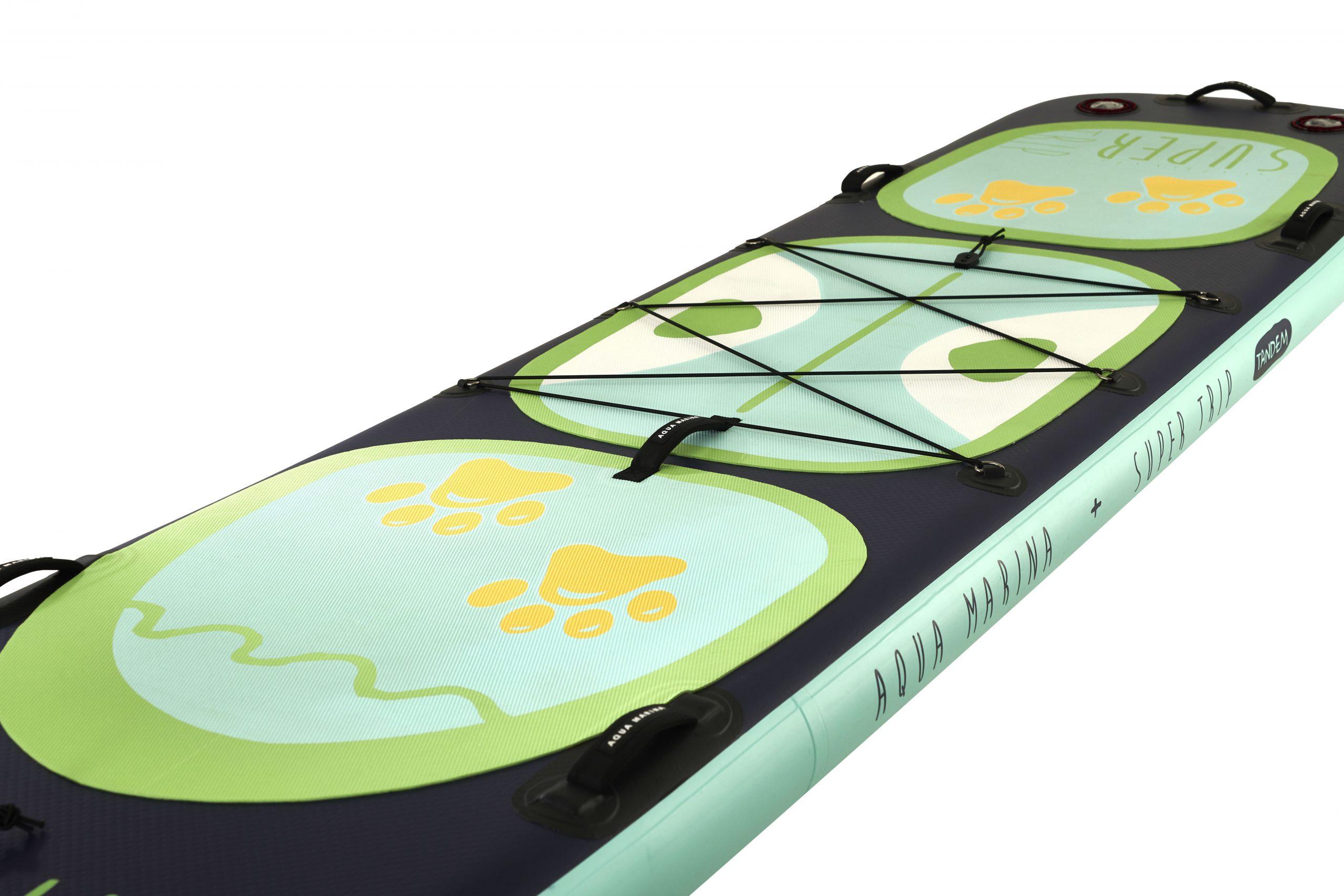 Sup Aqua Marina Multiperson Isupsuper Trip ( Bt 21st01 )super Trip Tandem (bt 20st02)