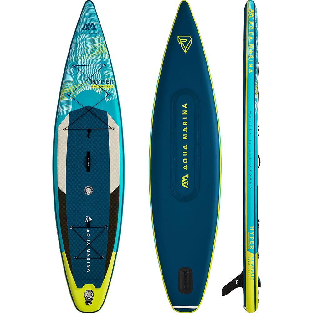 Sup Aqua Marina Touring Isuphyper | Bt 21hy01 Bt 21hy02