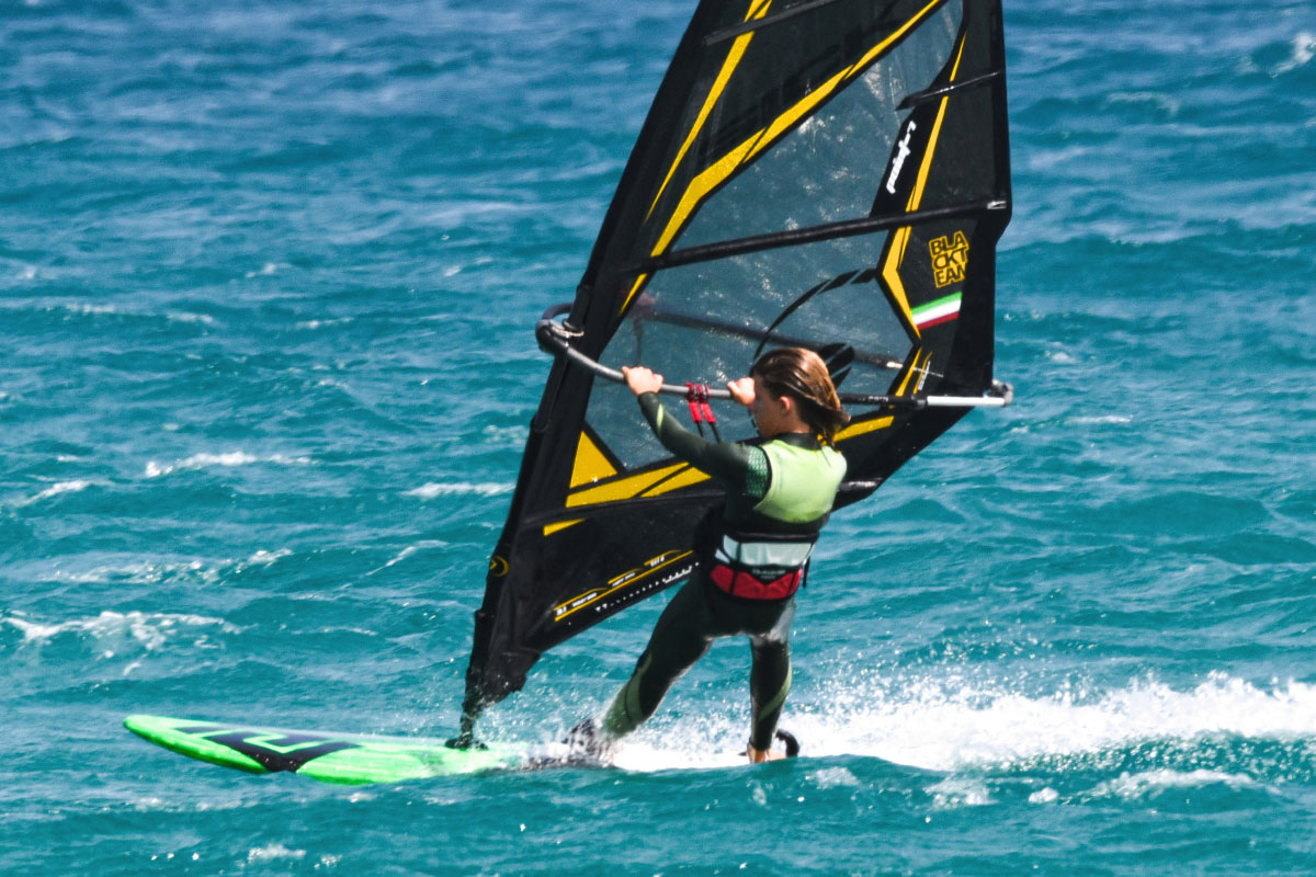 Vela Windsurf Copii S!ck Pro Kids