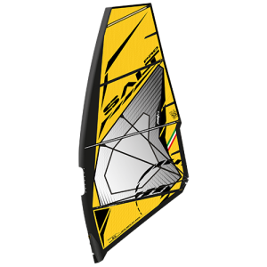 Vela Windsurf Salt Pro Wave 2020 Yellow