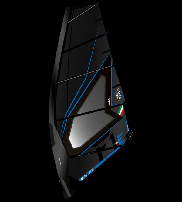 Vela Windsurf F1e 5.4 Hybrid Freewave